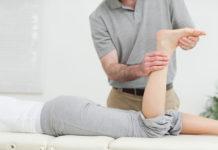 tendine d'Achille infiammato