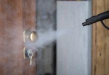 sanificazione con vapore secco